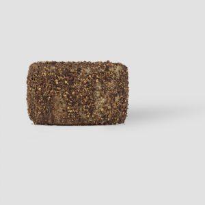 Ambachtelijke Geitenkaas semi Peper 250 gr.