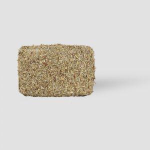 Ambachtelijke Geitenkaas semi met Rosmarijn smaak uit Serón (250 gr.)
